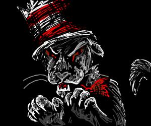 9df3c39c Cat in the Hat - Drawception
