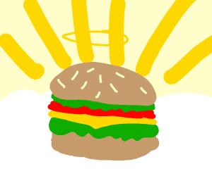 god burger?