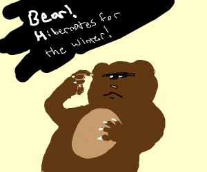Bear joins Smash