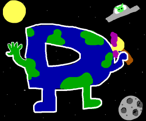 Drawception earth