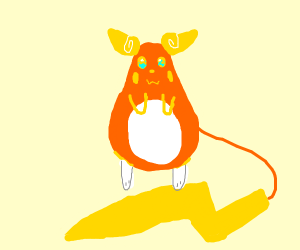 raichu (pokemon)