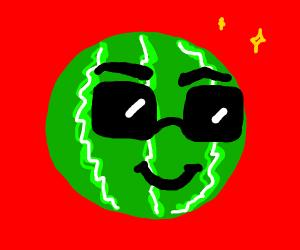 Watermelon lookin fresh