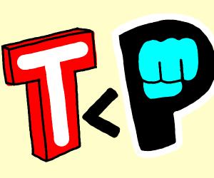 T-series < pewdiepie