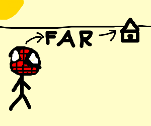 Spider man (far from home)