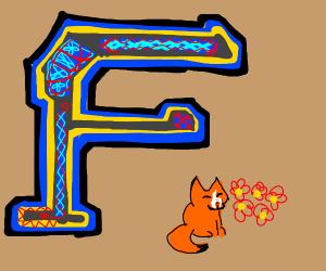 Friendly five-flowered fox