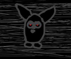 Evil furby