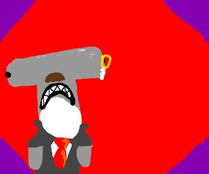 fancy hammerhead shark