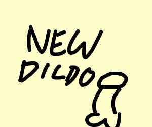 inventors inaugurate a New type of bdildo