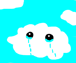 crying cloud