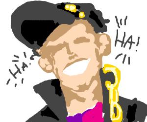 Jotaro finally laughs