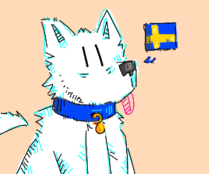 Sven the doggy