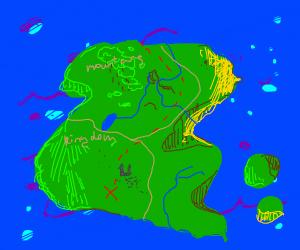 Fantasy Continent