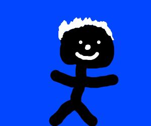 Black person