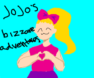 Jojo Siwa's Bizzare Adventure