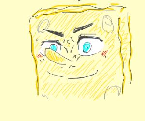 anime spongebob