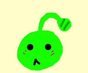 Bijuu mike leaf thing