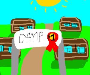 Award Winning Camp