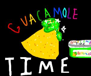 Guacamole time