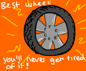 Best wheel in the world