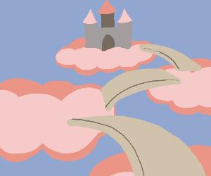 Pastel dreamland