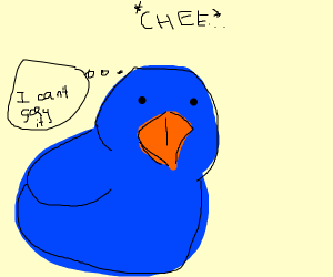 """Big Bird can't say """"CHEESE!"""""""