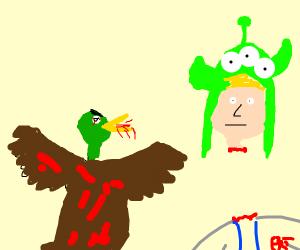 Duck Killing Logan Paul In A Brutal Way