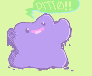 Ditto (Pokemon)