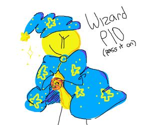 wizard pio