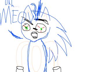 Crazy Sonic