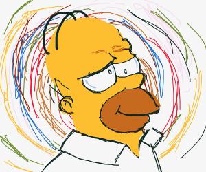 High Homer Simpson