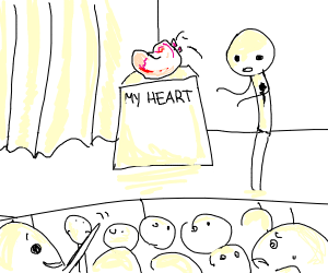 Auctioning a Heart