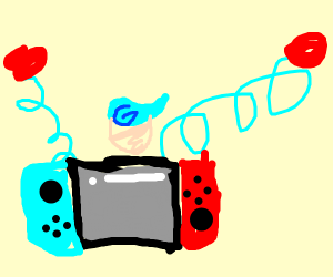 Spring Man(Nintendo switch ARMS)