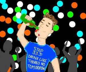 Step 222 dance the night away