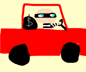 Robber Traveling