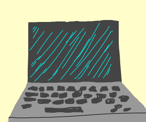 It's MY Laptop!