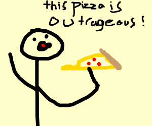 Outrageous Pizza