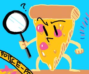 Detective Pizza