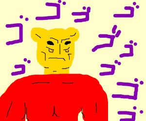 Robust Winnie the Pooh