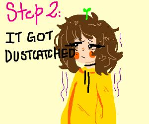 Step 1: Enter a short sentence or phrase.