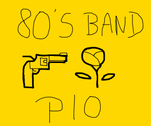 80s Band PIO