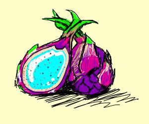 Ceramic Dragonfruit