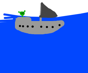Unidentified Flying Boat