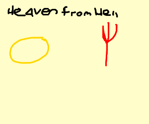 heven and hell