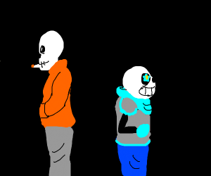 some underswap character