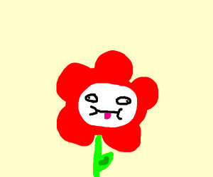 Silly Flower
