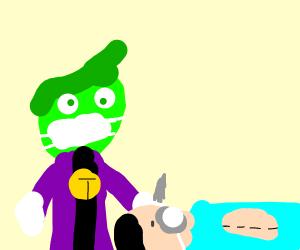 Titan Surgeon
