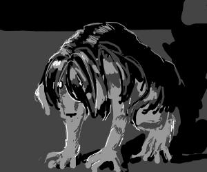 The Dog Chimera from FMA Brotherhood