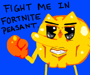 pac-man becomes a hardcore gamer