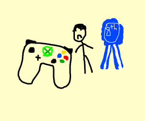Last Place Pro Gamer