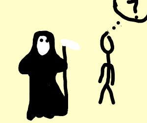 Questioning reaper